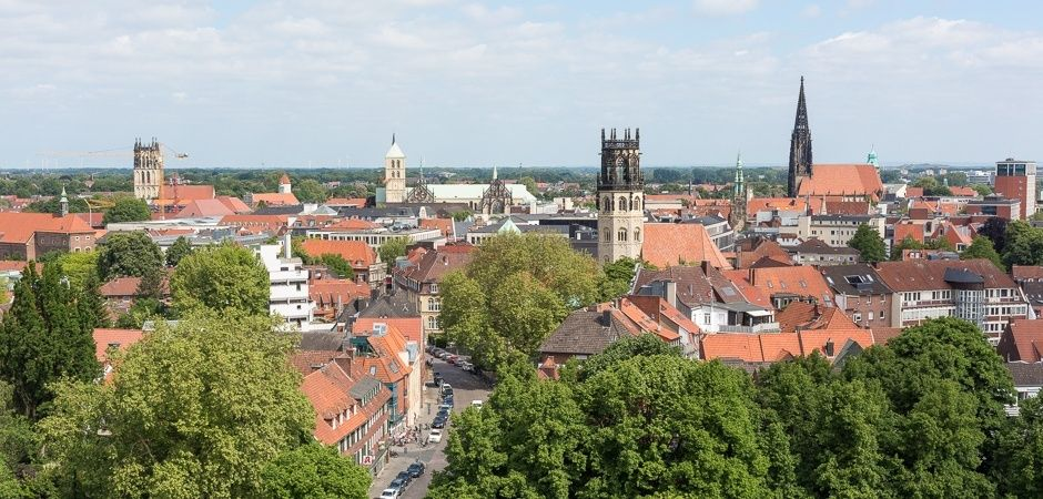 Münster - Panorama